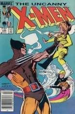 Uncanny X-Men (1963-2011) #195 Variant C: 75 Cent Variant