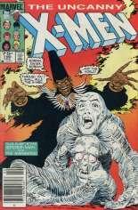 Uncanny X-Men (1963-2011) #190 Variant C: 75 Cent Variant