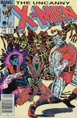 Uncanny X-Men (1963-2011) #192 Variant C: 75 Cent Variant