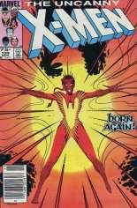 Uncanny X-Men (1963-2011) #199 Variant C: 75 Cent Variant