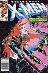 Uncanny X-Men (1963-2011) #201 Variant C: 75 Cent Variant