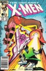 Uncanny X-Men (1963-2011) #194 Variant C: 75 Cent Variant
