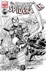 Amazing Spider-Man (1999-2014) #667 Variant F: Montreal Comiccon Exclusive; Limited to 500 Copies