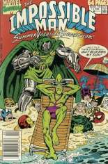 Impossible Man Summer Vacation Spectacular #1 Variant A: Newsstand Edition