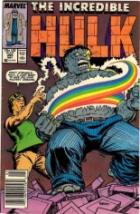 Incredible Hulk (1968-1999) #355 Variant A: Newsstand Edition