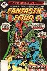 Fantastic Four (1961-1996) #187 Variant C: Whitman Variant