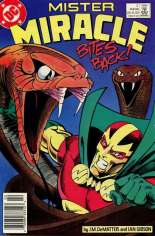 Mister Miracle (1989-1991) #2 Variant A: Newsstand Edition