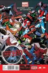 Secret Avengers (2013-2014) #4 Variant A