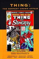 Marvel Premiere Classic Library (2006-Present) #HC Vol 92: Limited to 395 Copies