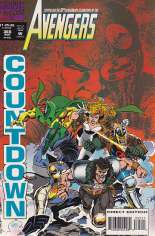 Avengers (1963-1996) #365 Variant B: Direct Edition