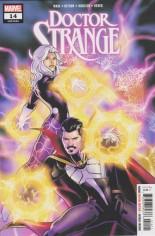 Doctor Strange (2018-Present) #14 Variant A