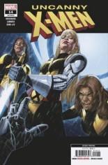 Uncanny X-Men (2019-Present) #14 Variant D: 2nd Printing