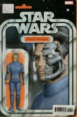 Star Wars: Original Marvel Years #108 Variant E: Action Figure Variant
