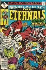 Eternals (1976-1978) #14 Variant C: Whitman Variant