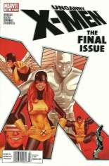 Uncanny X-Men (1963-2011) #544 Variant A: Newsstand Edition