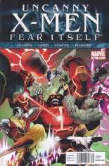Uncanny X-Men (1963-2011) #541 Variant A: Newsstand Edition
