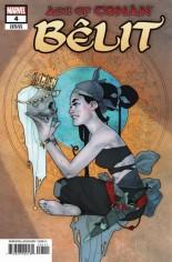 Age of Conan: Belit #4 Variant B
