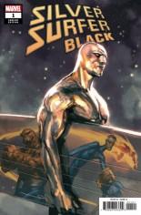 Silver Surfer Black (2019) #1 Variant B