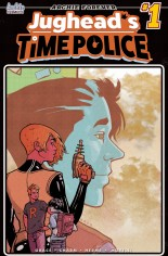 Jughead's Time Police (2019) #1 Variant B
