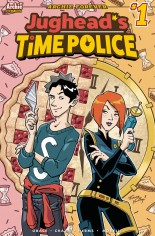 Jughead's Time Police (2019) #1 Variant E