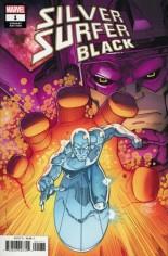 Silver Surfer Black (2019) #1 Variant G
