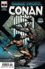 Savage Sword Of Conan (2019-2020) #6 Variant A
