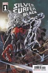Silver Surfer Black (2019) #1 Variant H: 2nd Printing