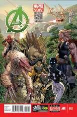 Avengers (2012-2015) #12 Variant A