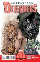 Fearless Defenders (2013-2014) #4.1 Variant AU