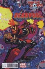 Deadpool (2012-2015) #1 Variant J: Third Eye Comics Exclusive