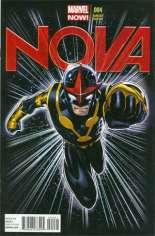 Nova (2013-2015) #4 Variant B: Incentive Cover