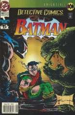 Detective Comics (1937-2011, 2016-Present) #660 Variant A: Newsstand Edition
