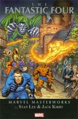 Marvel Masterworks: The Fantastic Four (2003-Present) #TP Vol 9 Variant A: Black Cover