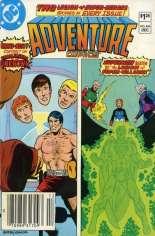 Adventure Comics (1938-1983) #494 Variant A: Newsstand Edition