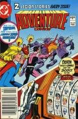 Adventure Comics (1938-1983) #496 Variant A: Newsstand Edition