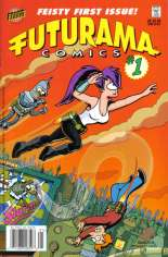 Futurama Comics (2000-2016) #1 Variant A: Newsstand Edition