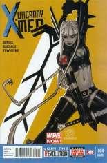 Uncanny X-Men (2013-2016) #4 Variant C: 2nd Printing