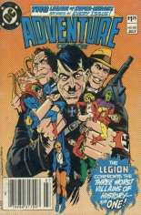 Adventure Comics (1938-1983) #501 Variant A: Newsstand Edition