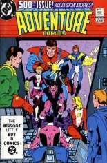 Adventure Comics (1938-1983) #500 Variant B: Direct Edition