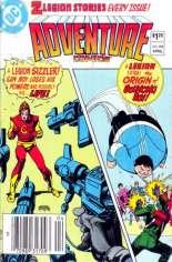 Adventure Comics (1938-1983) #498 Variant A: Newsstand Edition