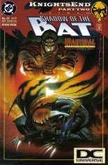 Batman: Shadow of the Bat (1992-2000) #29 Variant B: 2nd Printing; DC Universe Logo