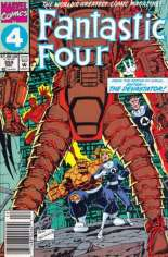 Fantastic Four (1961-1996) #359 Variant A: Newsstand Edition