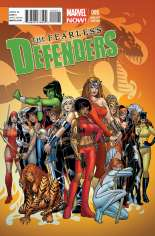 Fearless Defenders (2013-2014) #5 Variant B: Incentive Cover