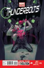 Thunderbolts (2012-2014) #10 Variant A