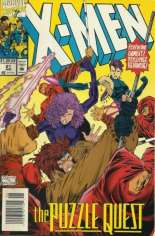 X-Men (1991-2001, 2004-2008) #21 Variant A: Newsstand Edition