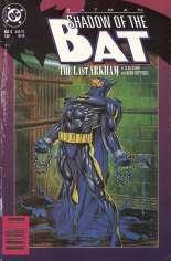 Batman: Shadow of the Bat (1992-2000) #3 Variant A: Newsstand Edition