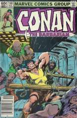 Conan the Barbarian (1970-1993) #140 Variant A: Newsstand Edition