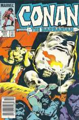 Conan the Barbarian (1970-1993) #151 Variant A: Newsstand Edition
