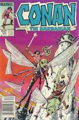 Conan the Barbarian (1970-1993) #153 Variant A: Newsstand Edition