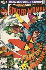 Spider-Woman (1978-1983) #35 Variant B: Direct Edition